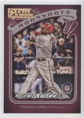 2012 Topps Gypsy Queen Moonshots #MS-RH - Ryan Howard
