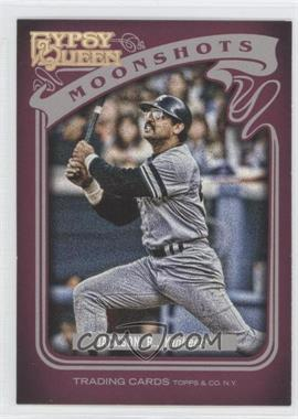 2012 Topps Gypsy Queen Moonshots #MS-RJ - Reggie Jackson