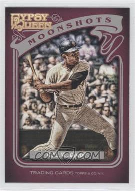 2012 Topps Gypsy Queen Moonshots #MS-WM - Willie Mays