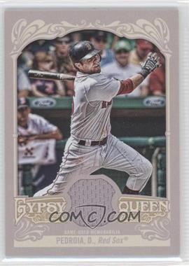 2012 Topps Gypsy Queen Relics #GQR-DP - Dustin Pedroia