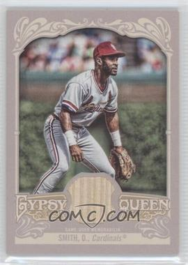 2012 Topps Gypsy Queen Relics #GQR-OS - Ozzie Smith