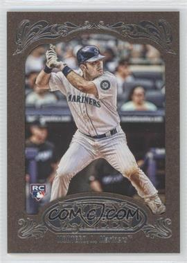 2012 Topps Gypsy Queen Retail [Base] Gold Paper Frame #1 - Jesus Montero