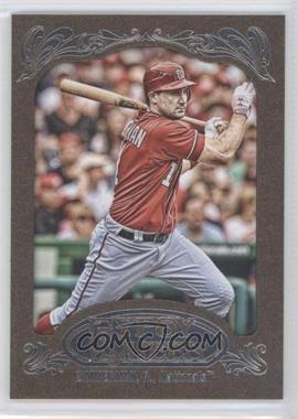 2012 Topps Gypsy Queen Retail [Base] Gold Paper Frame #149 - Ryan Zimmerman