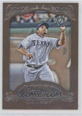 2012 Topps Gypsy Queen Retail [Base] Gold Paper Frame #157 - Nelson Cruz