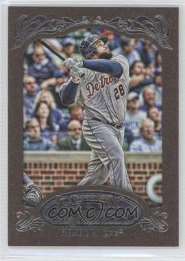 2012 Topps Gypsy Queen Retail [Base] Gold Paper Frame #160 - Prince Fielder