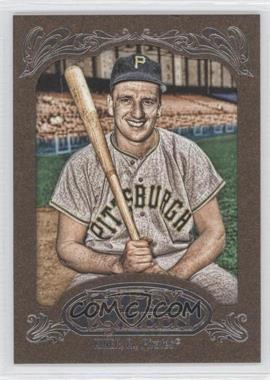 2012 Topps Gypsy Queen Retail [Base] Gold Paper Frame #227 - Ralph Kiner
