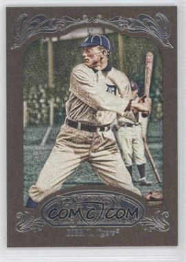 2012 Topps Gypsy Queen Retail [Base] Gold Paper Frame #229 - Ty Cobb