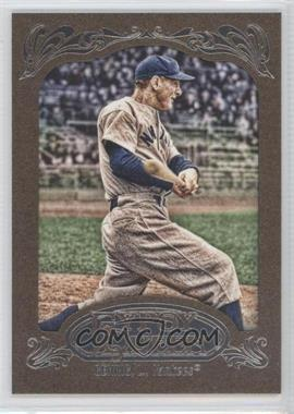 2012 Topps Gypsy Queen Retail [Base] Gold Paper Frame #236 - Lou Gehrig