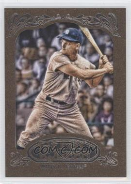 2012 Topps Gypsy Queen Retail [Base] Gold Paper Frame #244 - Roger Maris