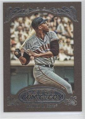 2012 Topps Gypsy Queen Retail [Base] Gold Paper Frame #246 - Willie McCovey