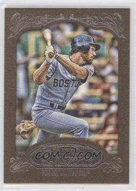 2012 Topps Gypsy Queen Retail [Base] Gold Paper Frame #248 - Wade Boggs