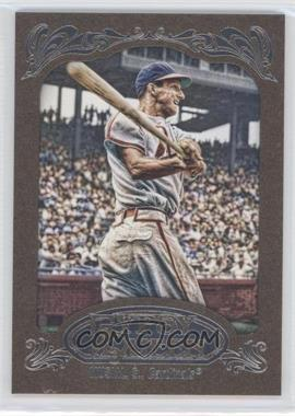 2012 Topps Gypsy Queen Retail [Base] Gold Paper Frame #249 - Stan Musial