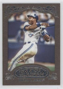 2012 Topps Gypsy Queen Retail [Base] Gold Paper Frame #259 - Dave Winfield