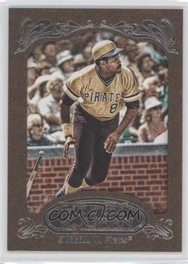 2012 Topps Gypsy Queen Retail [Base] Gold Paper Frame #269 - Willie Stargell