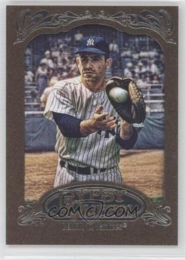 2012 Topps Gypsy Queen Retail [Base] Gold Paper Frame #293 - Yogi Berra