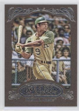 2012 Topps Gypsy Queen Retail [Base] Gold Paper Frame #294 - Reggie Jackson