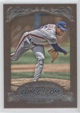2012 Topps Gypsy Queen Retail [Base] Gold Paper Frame #295 - Don Gordon
