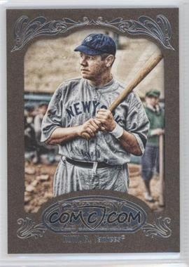 2012 Topps Gypsy Queen Retail [Base] Gold Paper Frame #300 - Babe Ruth