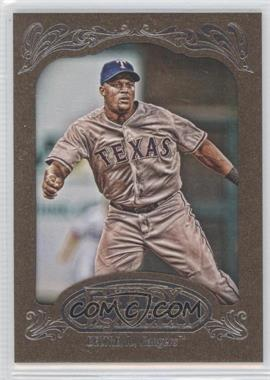 2012 Topps Gypsy Queen Retail [Base] Gold Paper Frame #49 - Adrian Beltre