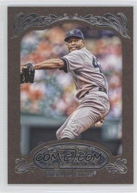 2012 Topps Gypsy Queen Retail [Base] Gold Paper Frame #54 - Mariano Rivera