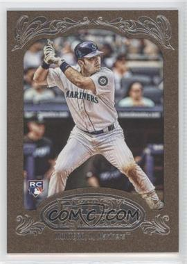 2012 Topps Gypsy Queen Retail Gold #1 - Jesus Montero