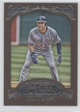 2012 Topps Gypsy Queen Retail Gold #100 - Derek Jeter