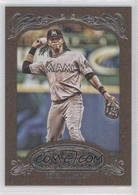 2012 Topps Gypsy Queen Retail Gold #137 - Jose Reyes