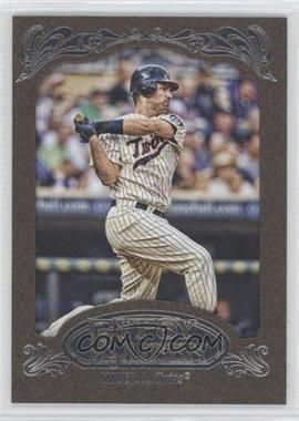 2012 Topps Gypsy Queen Retail Gold #140 - Joe Mauer