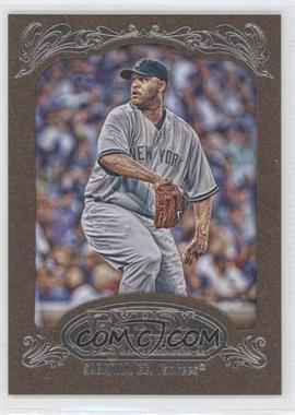 2012 Topps Gypsy Queen Retail Gold #150 - C.C. Sabathia