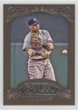 2012 Topps Gypsy Queen Retail Gold #190 - Robinson Cano