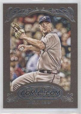 2012 Topps Gypsy Queen Retail Gold #20 - Chipper Jones