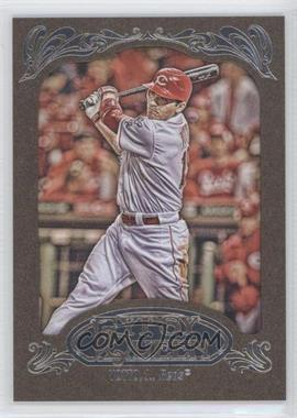 2012 Topps Gypsy Queen Retail Gold #220 - Joey Votto