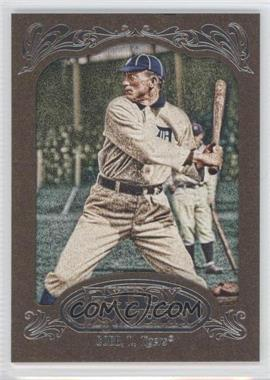 2012 Topps Gypsy Queen Retail Gold #229 - Ty Cobb