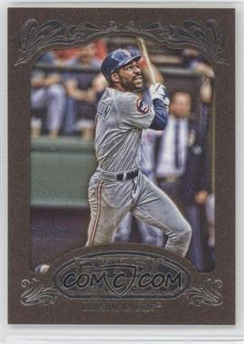 2012 Topps Gypsy Queen Retail Gold #231 - Andre Dawson