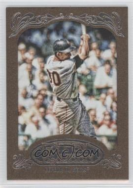2012 Topps Gypsy Queen Retail Gold #235 - Orlando Cepeda