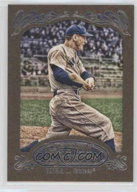 2012 Topps Gypsy Queen Retail Gold #236 - Lou Gehrig