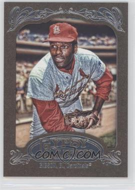 2012 Topps Gypsy Queen Retail Gold #237 - Bob Gibson