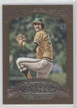 2012 Topps Gypsy Queen Retail Gold #238 - Rollie Fingers