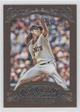 2012 Topps Gypsy Queen Retail Gold #240 - Tim Lincecum