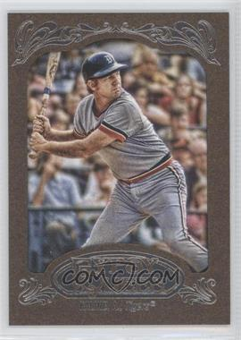2012 Topps Gypsy Queen Retail Gold #242 - Al Kaline
