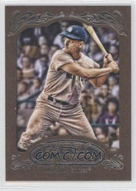 2012 Topps Gypsy Queen Retail Gold #244 - Roger Maris