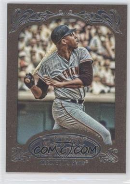 2012 Topps Gypsy Queen Retail Gold #246 - Willie McCovey