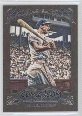 2012 Topps Gypsy Queen Retail Gold #249 - Stan Musial