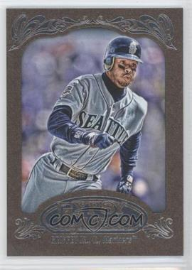 2012 Topps Gypsy Queen Retail Gold #250 - Ken Griffey Jr.