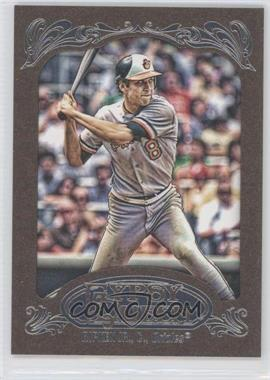 2012 Topps Gypsy Queen Retail Gold #253 - Cal Ripken Jr.