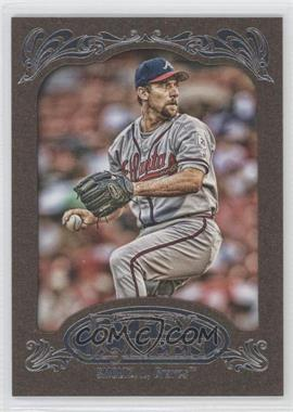 2012 Topps Gypsy Queen Retail Gold #261 - John Smoltz