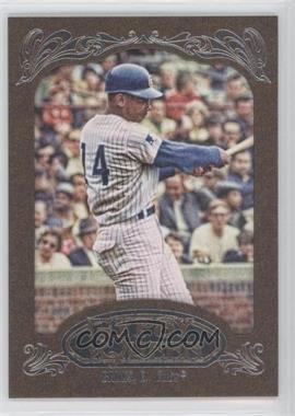 2012 Topps Gypsy Queen Retail Gold #264 - Ernie Banks