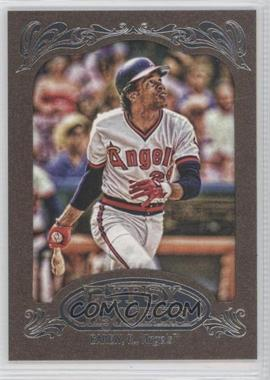 2012 Topps Gypsy Queen Retail Gold #268 - Rod Carew