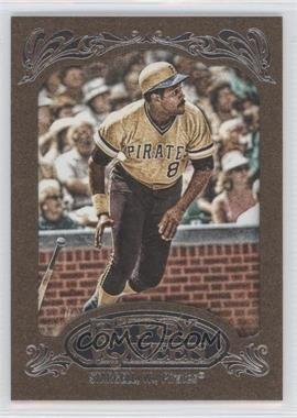 2012 Topps Gypsy Queen Retail Gold #269 - Willie Stargell
