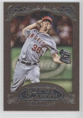 2012 Topps Gypsy Queen Retail Gold #271 - Jered Weaver